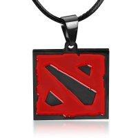 Медальон  Dota 2 (цвет чёрный)