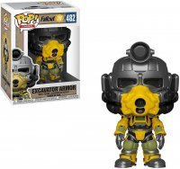 Фигурка Funko Pop Fallout 76 - Excavator Power Armor