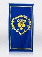 Полотенце со знаком Альянса (Alliance World of Warcraft Towel) 150 x 72 cm