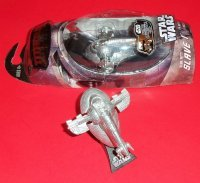 Фигурка Hasbro STAR WARS SLAVE 1 LIMITED - SILVER COLORED - 2006