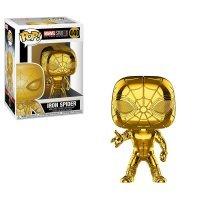 Фигурка Funko Marvel: Iron Spider (Chrome)