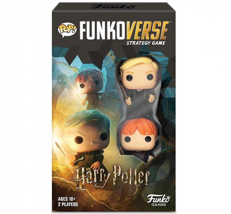 Настольная игра Гарри Поттер Funkoverse Strategy Game: Harry Potter #101 - Expandalone
