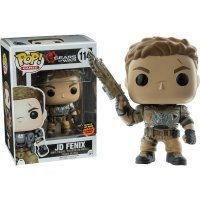 Фигурка Funko POP Gears of War - JD Fenix Glow in the Dark (Exclusive)