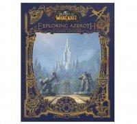 Книга World of Warcraft: Exploring Azeroth: The Eastern Kingdoms Imitation Leather Book