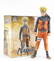 Фигурка Banpresto Naruto Shippuden Uzumaki Master Stars Piece Figure 25 см