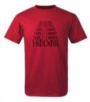 Футболка мужская HODOR Game of Thrones (размер XL)