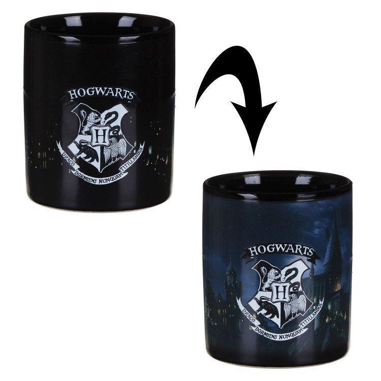 Кружка Harry Potter Heat Changing Mug Officially Licensed Меняет цвет