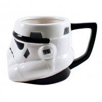 Чашка Star Wars Storm Trooper Ceramic 3D Mug Штурмовик