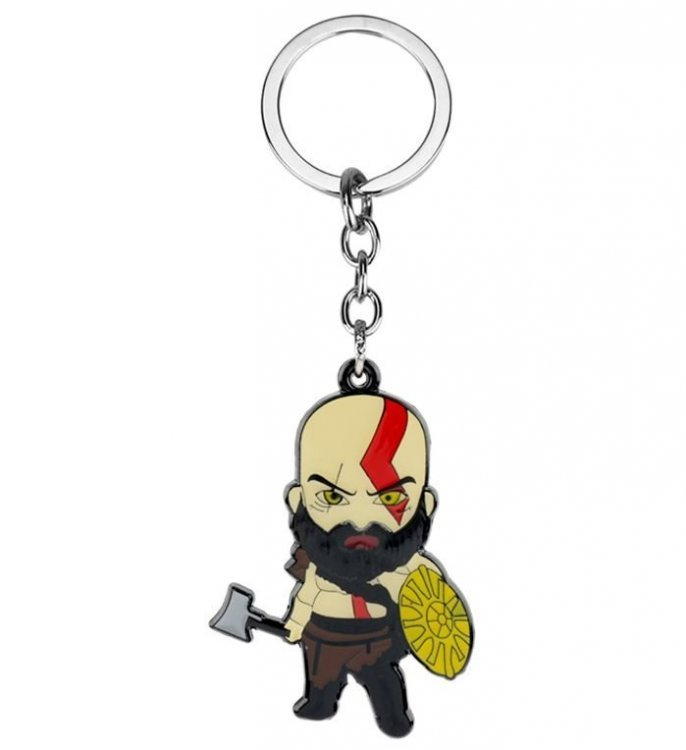 Брелок God Of War Key Chain - Kratos Кратос