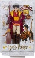 Кукла фигурка Harry Potter - Quidditch Гарри Поттер Mattel