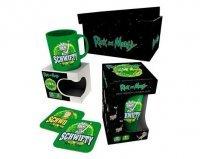 Подарочный набор Rick And Morty: Gift Box - Get Schwifty