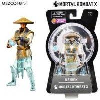 Фигурка Mortal Kombat X. Raiden Displacer Variant