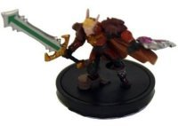 Warcraft Miniatures Core Mini: DASPIEN BLADEDANCER