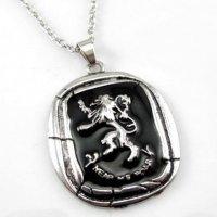 Медальон Game of Thrones Lannister Talisman