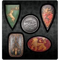 Набор магнитов Game of Thrones Shield Magnet Set