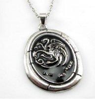 Медальон Game of Thrones Targaryen Talisman