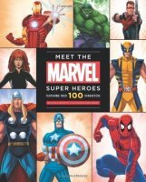 Книга Meet The Marvel Super Heroes (Твёрдый переплёт) Eng