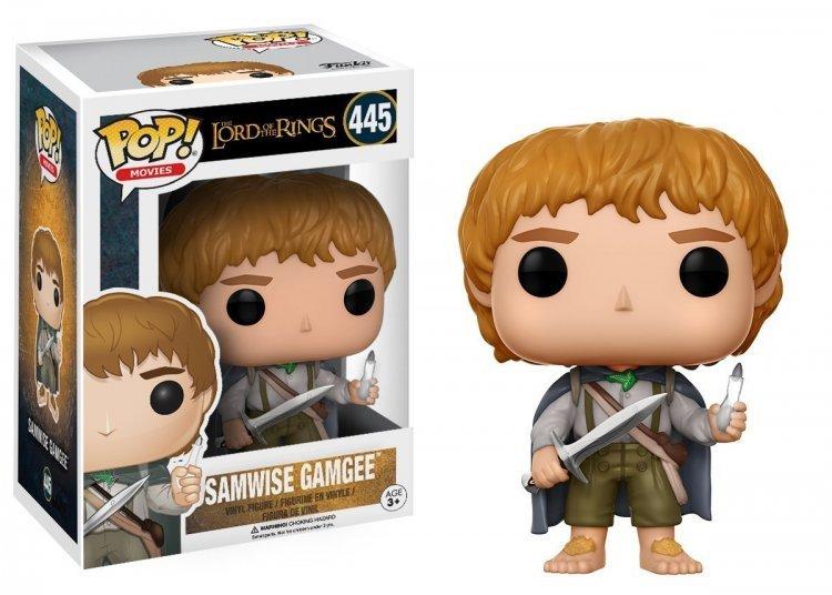 Фигурка Funko Pop! Lord Of The Rings - Samwise Gamgee
