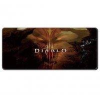 Коврик игровая поверхность Diablo Wide Mousepad Desk Mat (90*38 cm)