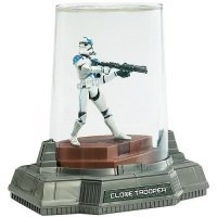 Фигурка Star Wars - TITANIUM DIECAST - Blue Clone Trooper