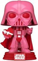 Фигурка Funko Pop Star Wars: Valentines - Vader with Heart Фанко Звёздные войны Дарт Вейдер