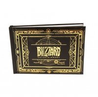 Blizzard Autograph Book