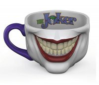 Чашка DC Comics  3D Sculpted ceramic Mug - Joker 18 oz