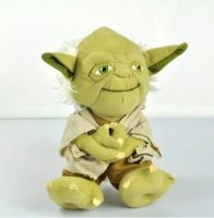 Мягкая игрушка Star Wars -  Yoda  Plush