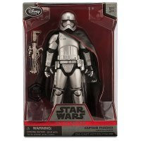 Фигурка Disney Star Wars Elite Series Die-cast - CAPTAIN PHASMA Figure