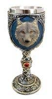 Кубок Game of Thrones Wine Goblet - North Wolf
