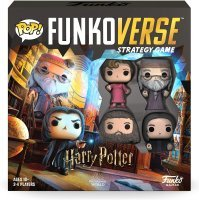 Настольная игра Гарри Поттер Funkoverse Funko Pop Strategy Game: Harry Potter #102 - Base Set