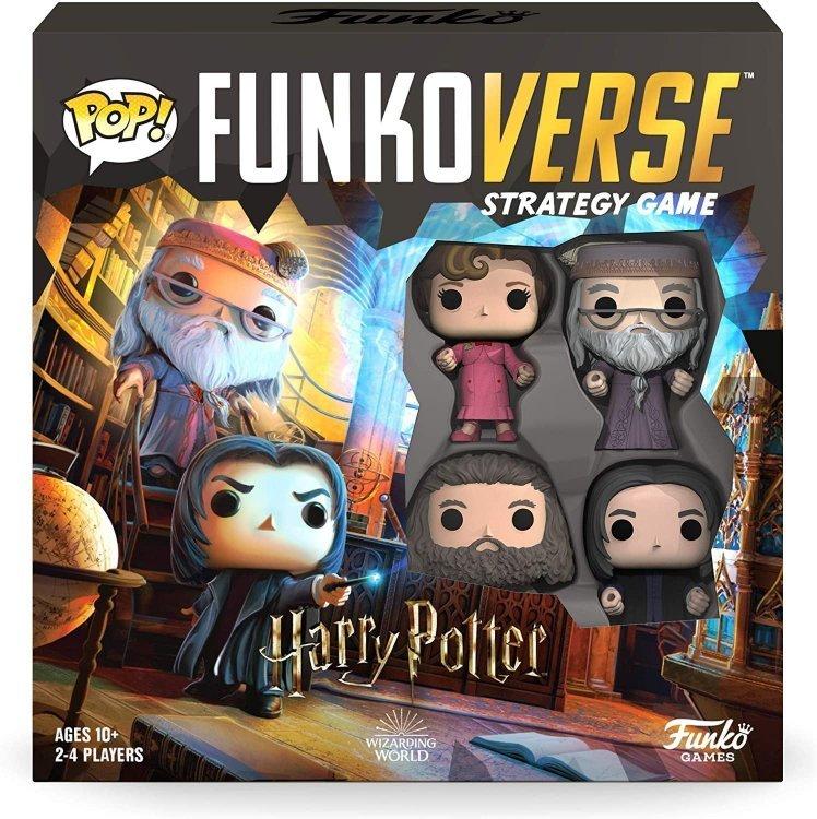 Настольная игра Гарри Поттер Funkoverse Funko Pop Strategy Game: Harry Potter #102 - Base Set