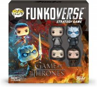 Настольная игра Game of Thrones Funkoverse Funko Pop Strategy Game #100 Base Set