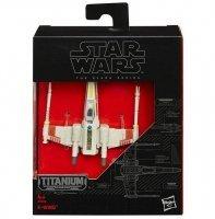 Фигурка Star Wars (Episode VII - The Force Awakens) Black Series Titanium Vehicles - X-Wing Fighter