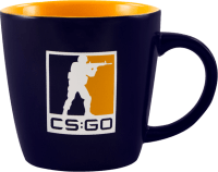 Кружка Valve CS:GO Esport Mug 350 ml Gold