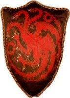 Подушка Game of Thrones  House Targaryen (Official HBO Licensed Product)