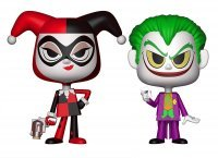 Фигурка Funko Vynl DC: Harley Quinn and Joker