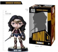 Фигурка DC Wonder Woman Mini Co Hero Series Figure Чудо женщина