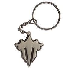 Брелок - World of Warcraft iron horde logo metal
