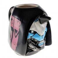 Кружка Destiny 3D Sculpted Mug Cayde-6 Mug