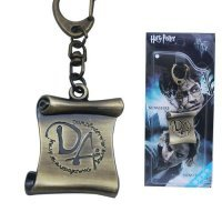 Брелок Harry Potter Metal Keychain (DA) 3