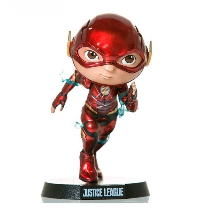 Фигурка DC The Flash Mini Co Hero Series Figure Флеш
