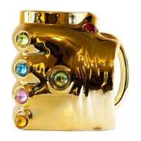 Чашка Marvel Avengers Thanos Infinity Gauntlet Ceramic Mug