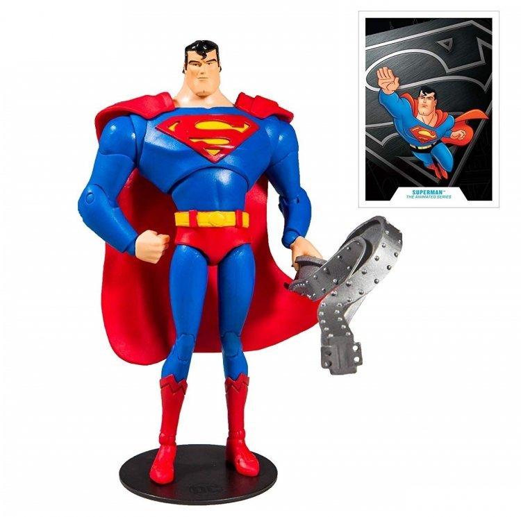 Фигурка McFarlane DC Multiverse Superman: Супермен The Animated Series Action Figure