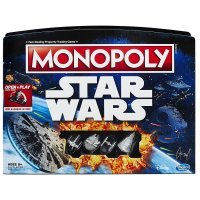 Монополия настольная игра Звёздные войны Monopoly Game: Star Wars Edition