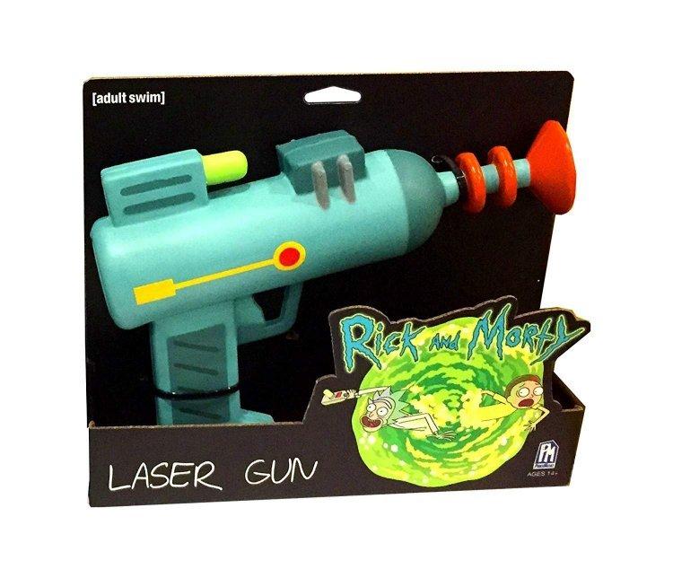 Лазерная пушка Рик и Морти - Funko Toy: Rick and Morty - Laser Gun