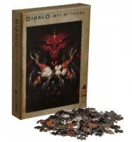 Пазл Diablo Lord of Terror Puzzle 1000-Piece