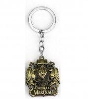 Брелок - World of Warcraft Alliance Metal Bronze