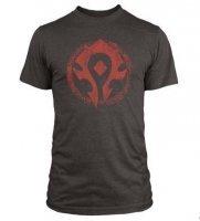Футболка World of Warcraft Horde Shield Premium (размер L)