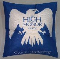Подушка Game of Thrones  (Cotton & Linen) ARRYN